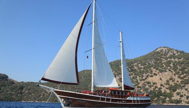 Kirke Charter Yacht
