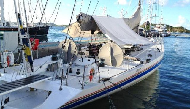 Rob Humphrey Maxi Charter Yacht - 3