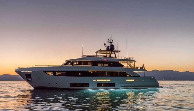 Maria Theresa Charter Yacht - 3