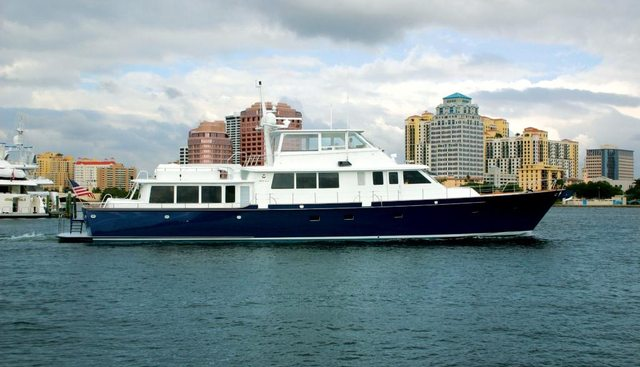 Excel Charter Yacht - 2
