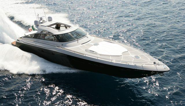 Sur l'Onde 2 Charter Yacht