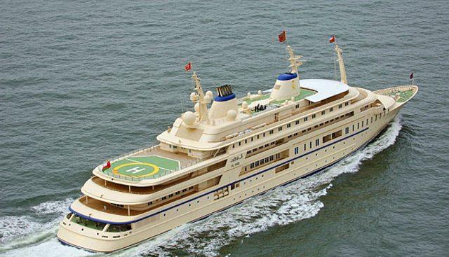 Al Said Charter Yacht - 5