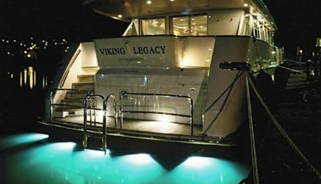 Sea Raes Charter Yacht - 4