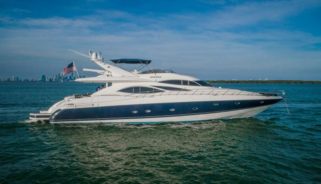 Leolena Charter Yacht