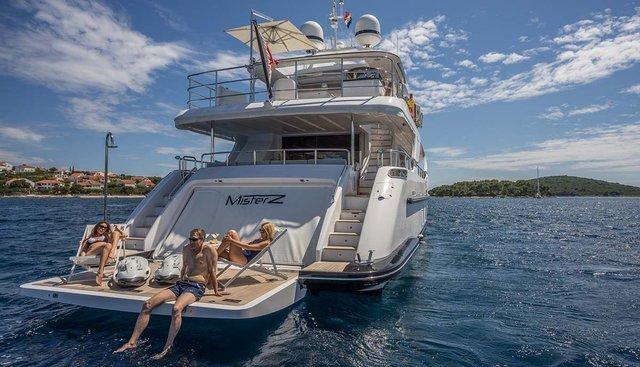 Mister Z Charter Yacht - 5