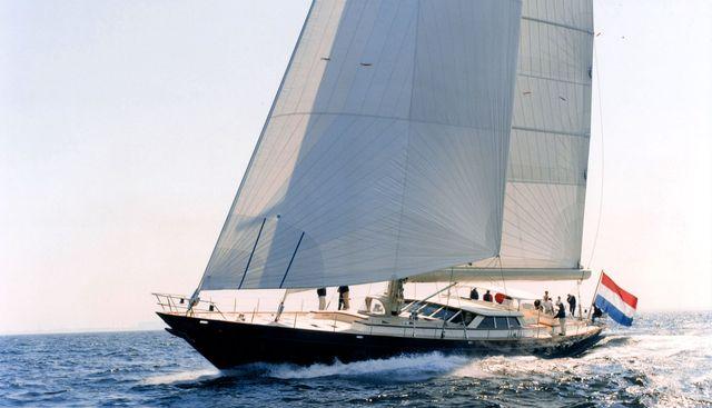 Sassafras Charter Yacht