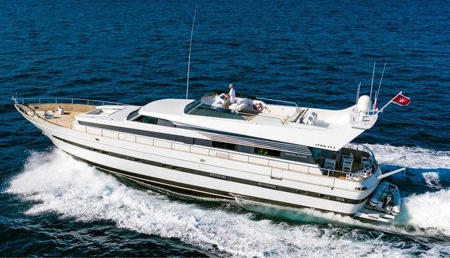 Sandi IV Charter Yacht