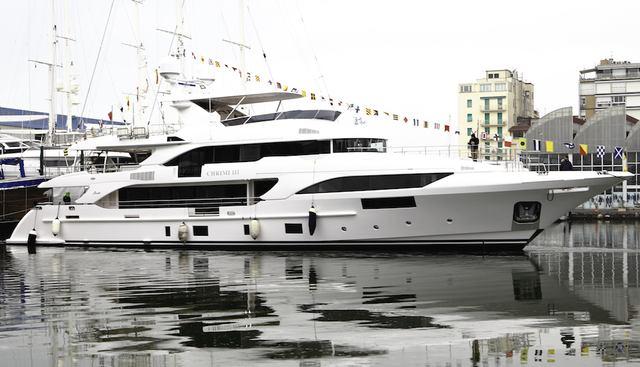 Chrimi III Charter Yacht - 4