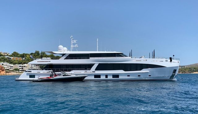 Fifty-Five Charter Yacht