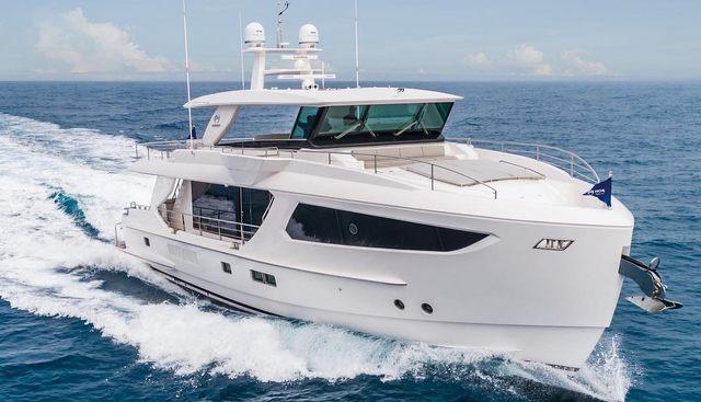 Knot a Horse Charter Yacht