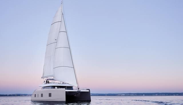 Endless Horizon Charter Yacht