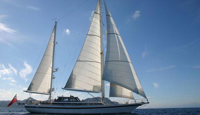 Aneta Charter Yacht