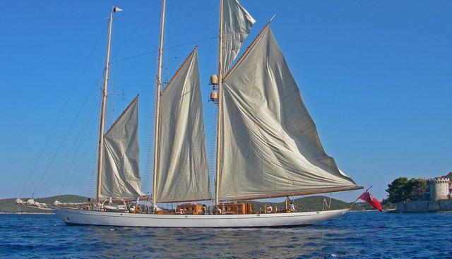 Adix Charter Yacht