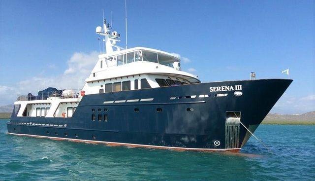 Serena III Charter Yacht
