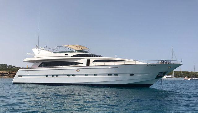 B3 Charter Yacht