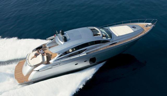 Toyz4Boyz Charter Yacht