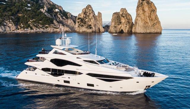 Angelus Charter Yacht - 2