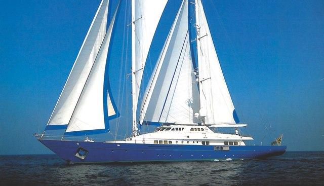Blue Gold Charter Yacht