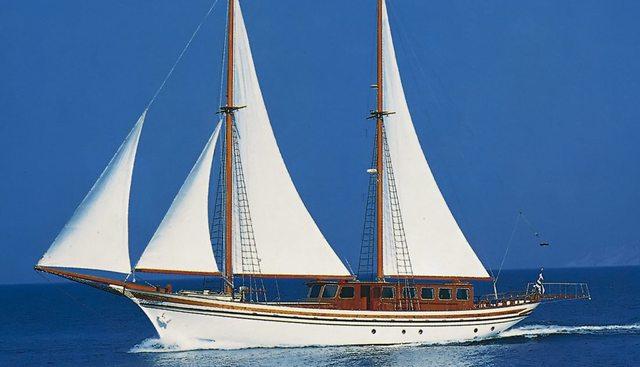 Hermina Charter Yacht