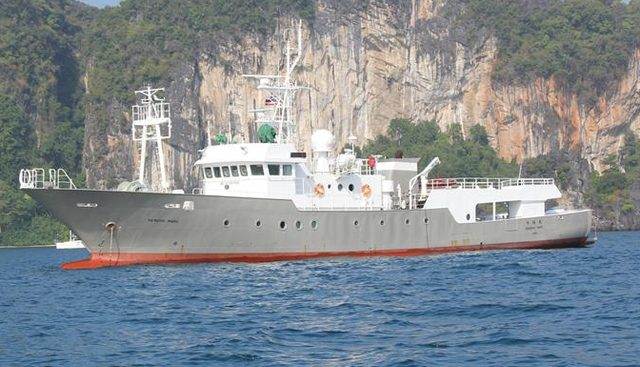 Sharkwater Charter Yacht