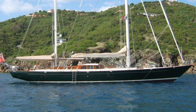 Carmella Charter Yacht