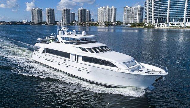 Probability Charter Yacht