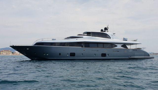 Sands Charter Yacht