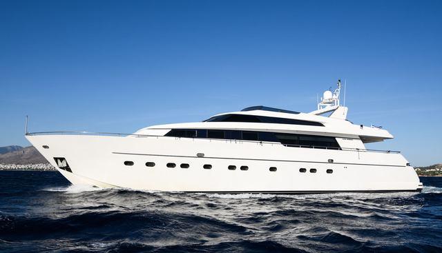 Zen Charter Yacht