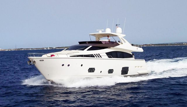 La Pace Charter Yacht