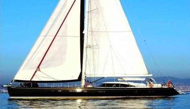 Karya IV Charter Yacht