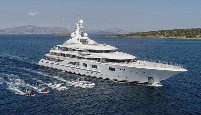 Valerie Charter Yacht