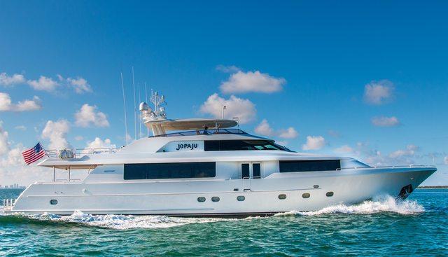 Jopaju Charter Yacht
