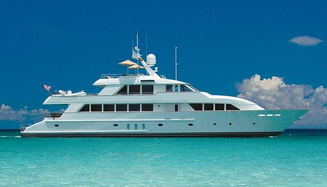 Kimberly Charter Yacht