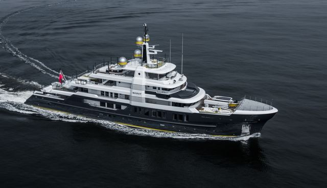 Scout Charter Yacht