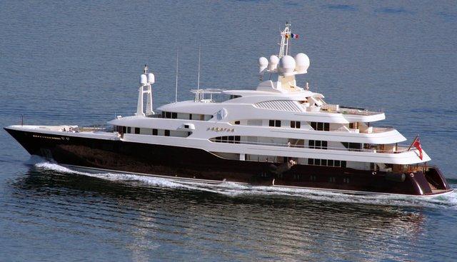 Sarafsa Charter Yacht