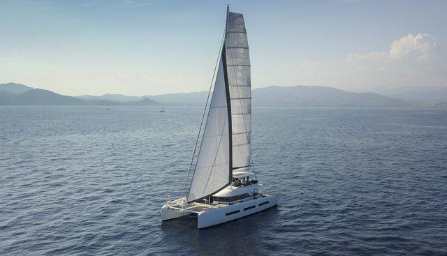 Mariah Princess III Charter Yacht