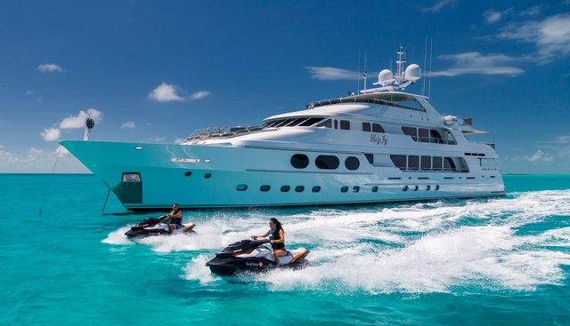 Lady Joy Charter Yacht