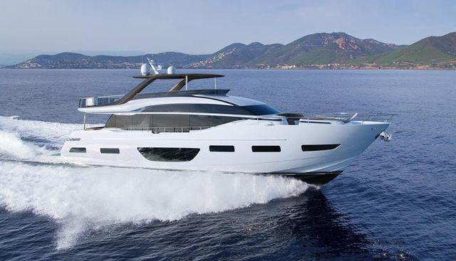 Princess Y85/502 Charter Yacht