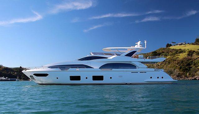Estel of Ibiza Charter Yacht - 3