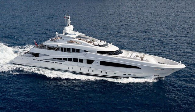 Como Charter Yacht