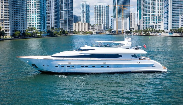 Stamos Bien Charter Yacht