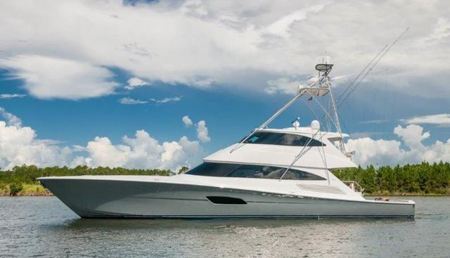 Norma Jean Charter Yacht