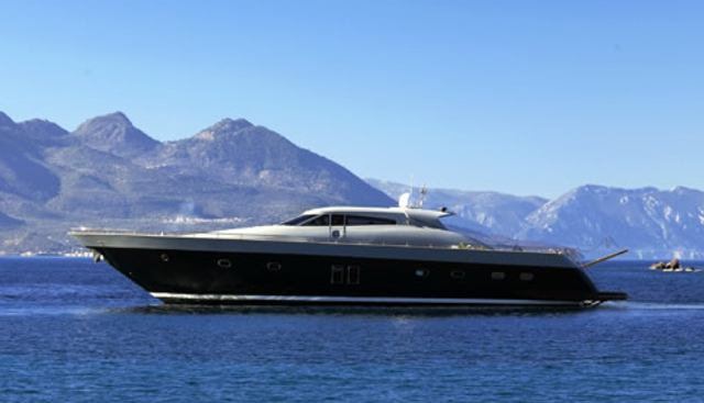 Prince Oliver Charter Yacht