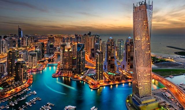 Escape to the Emirates