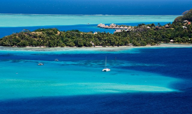 The magic of Tahiti