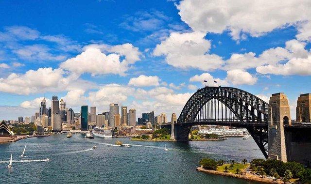 8 Days In Sydney