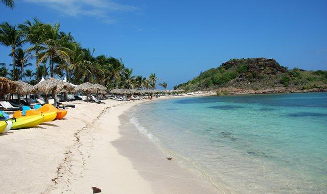 Antigua to St. Martin