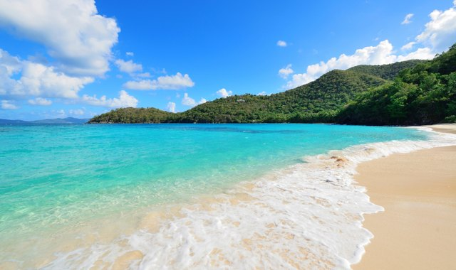 The Beauty Of The Virgin Islands