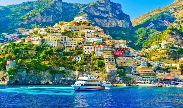 A week exploring the hotspots of the Amalfi Coast