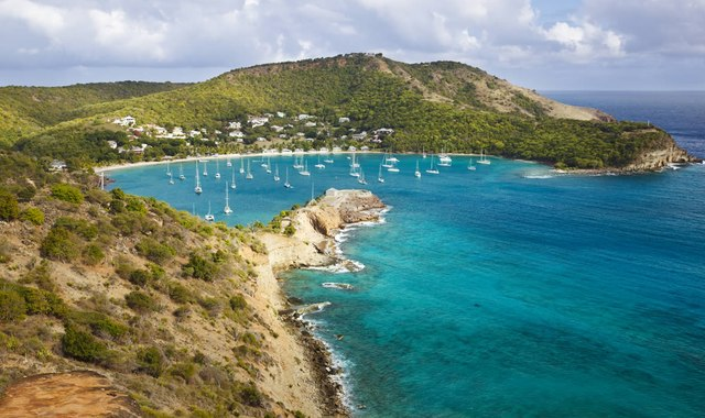 One Week Discovering Antigua On Board A Superyacht